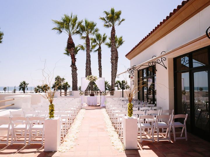 Tmx 1419790236489 05 Pacific Terrace Ceremony Huntington Beach, CA wedding venue