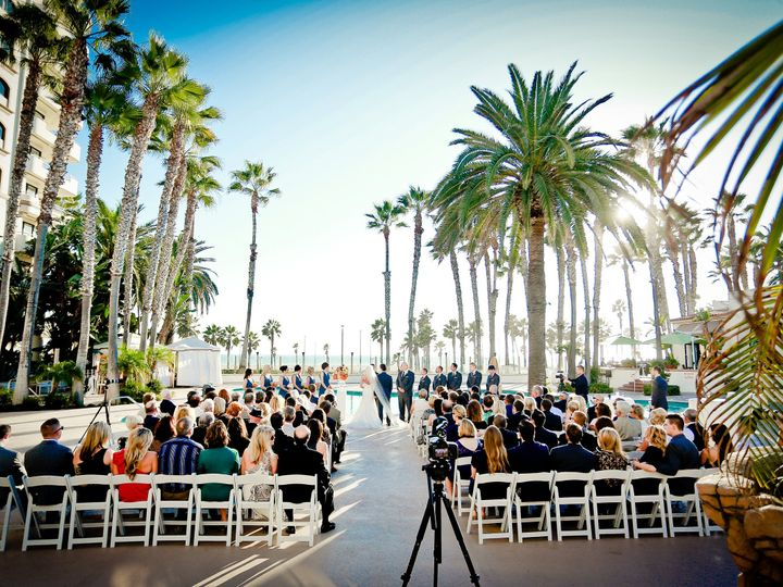 Tmx 1426116512862 Pool Deck 004 Huntington Beach, CA wedding venue