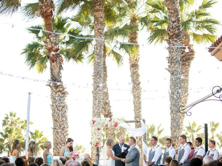 Tmx 1452891234849 02 Pacific Terrace Ceremony Huntington Beach, CA wedding venue