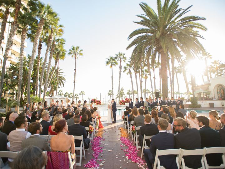 Tmx 1467398892795 04 Pool Deck Huntington Beach, CA wedding venue