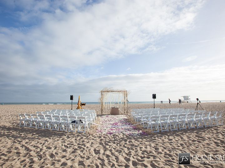 Tmx 1467400803988 03beach Ceremony Huntington Beach, CA wedding venue