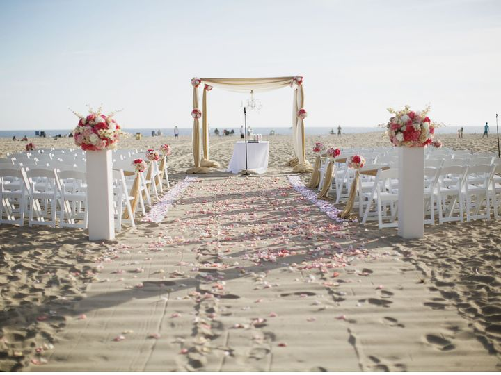 Tmx 1467400887148 Beach Ceremony 82 Huntington Beach, CA wedding venue