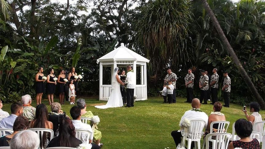 Oahu Event Planner