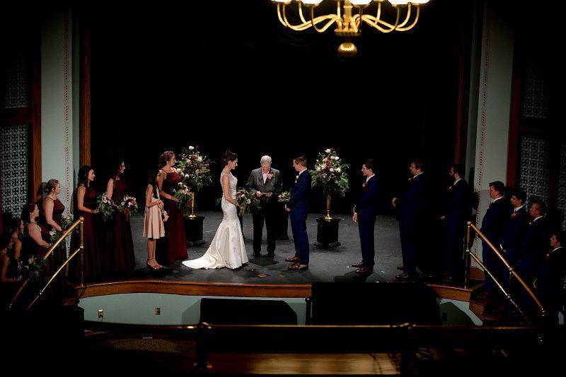 Wedding ceremony | Photo by: Digital Galleria Designs