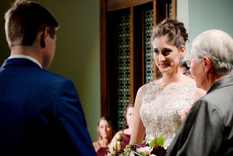 The bride | Photo by: Digital Galleria Designs