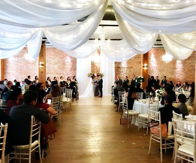 The 3 Ten Event Venue Ceremony