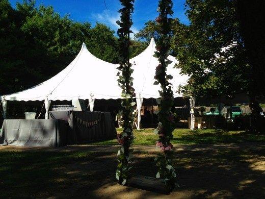 Tall tents