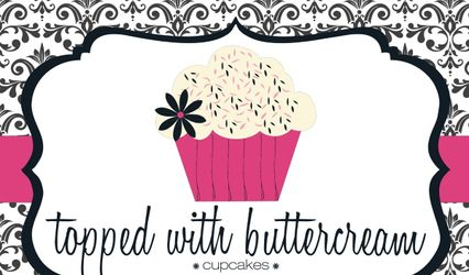 Topped with Buttercream Cupcakes 1
