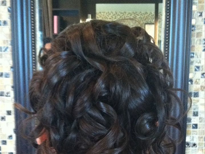 Tmx 1446426291320 Updo 2 Boston, MA wedding beauty