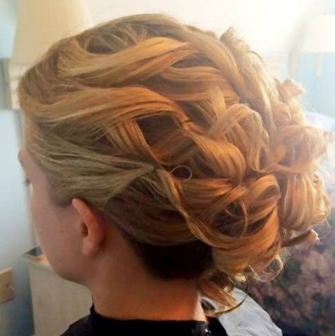 Tmx 1446438600498 Updo 10 Boston, MA wedding beauty