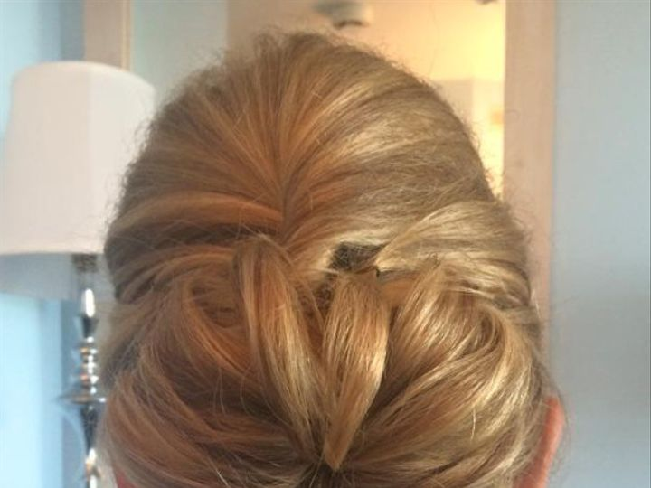 Tmx 1446438606824 Updo 12 Boston, MA wedding beauty