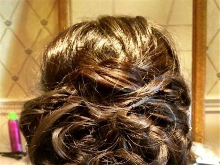 Tmx 1446438612123 Updo 15 Boston, MA wedding beauty