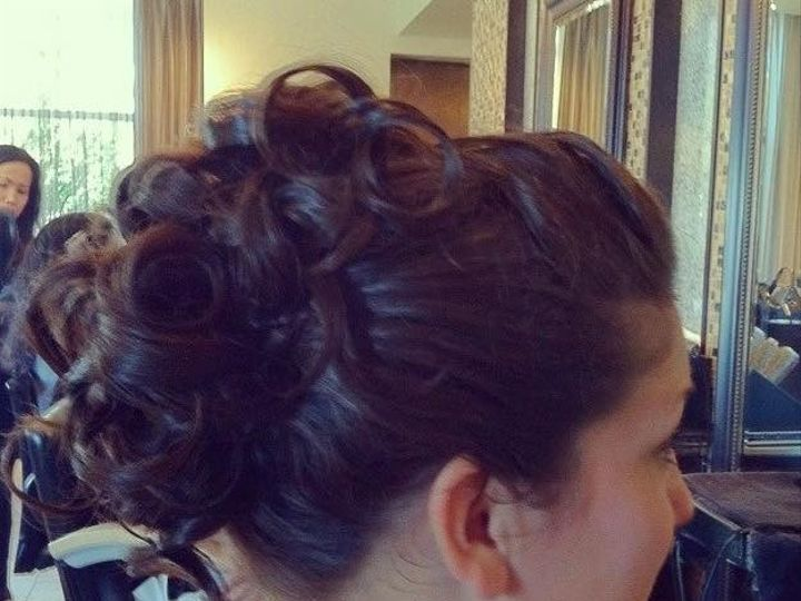Tmx 1446438617672 Updo 16 Boston, MA wedding beauty