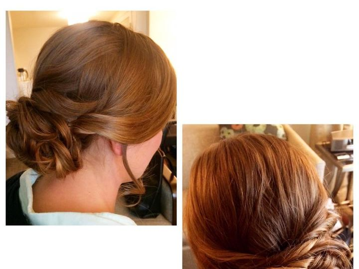 Tmx 1446438623728 Updo 21 Boston, MA wedding beauty