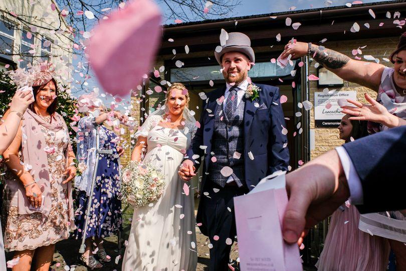 Wedding Photography Burnley