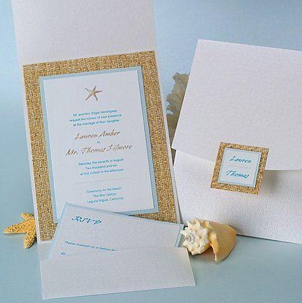 Tmx 1221163313509 Beachtheme Brooklyn wedding invitation