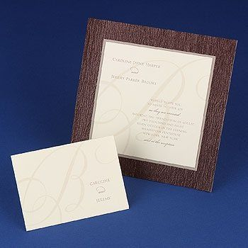 Tmx 1221592762638 Jaanson2 Brooklyn wedding invitation