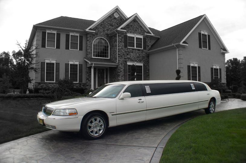 Limo at your service