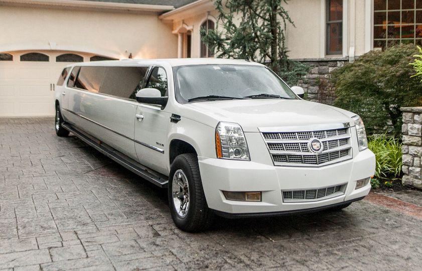 16 Passenger SUV