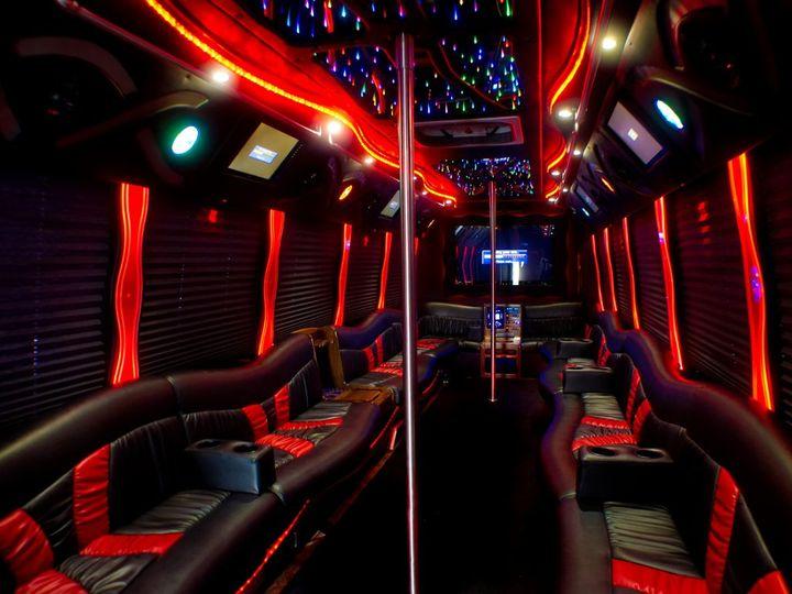 Tmx 1345901809605 IMGPassLimoBusP0531edited2 Riverside, NJ wedding transportation