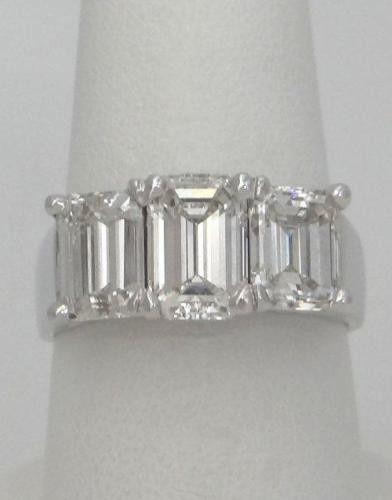 Rectangular shaped ring