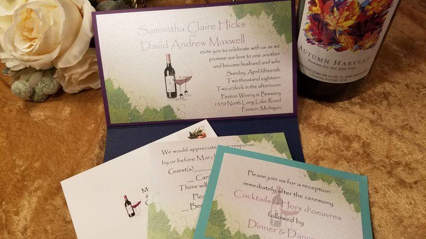 Custom Creations & Invitations