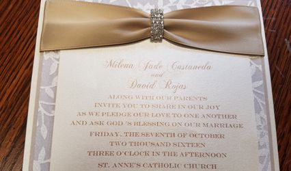 Custom Creations & Invitations
