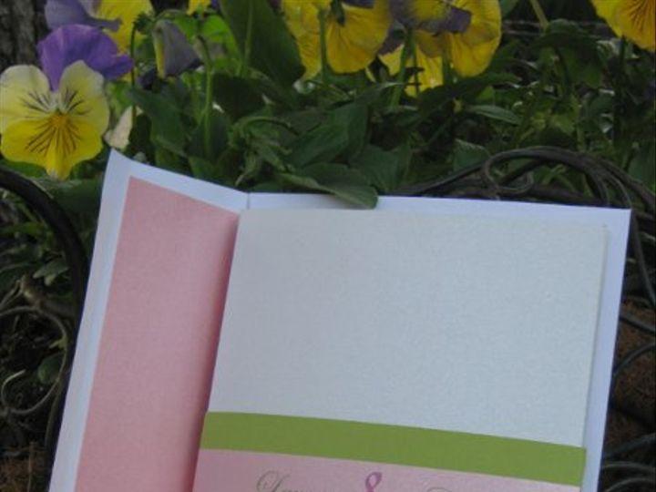 Tmx 1242707263300 Lauren Canton, MI wedding invitation