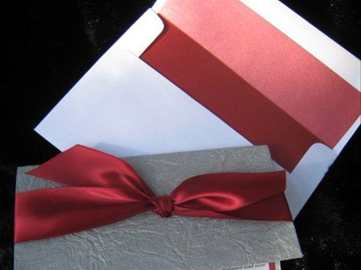 Tmx 1295326401761 Burgundyinside Canton, MI wedding invitation