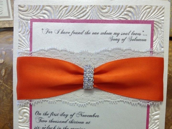 Tmx 1455842620217 Stephanie Canton, MI wedding invitation