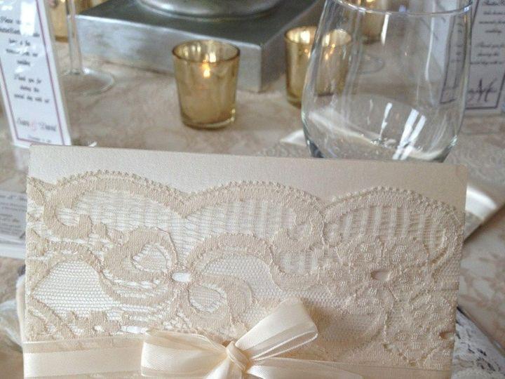 Tmx 1455842700836 Laura Canton, MI wedding invitation