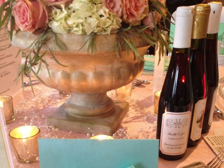 Tmx 1455843184543 Tiffany Blue Bi Fold Canton, MI wedding invitation