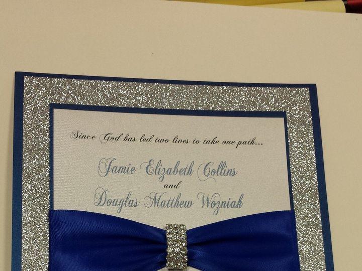 Tmx 1490234259105 Kathleen 811 Canton, MI wedding invitation