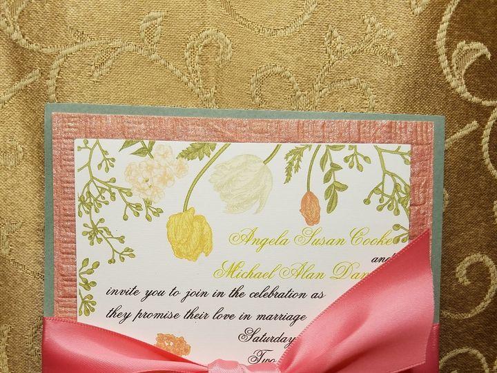 Tmx 1490235763668 Kathleen 2679 Canton, MI wedding invitation