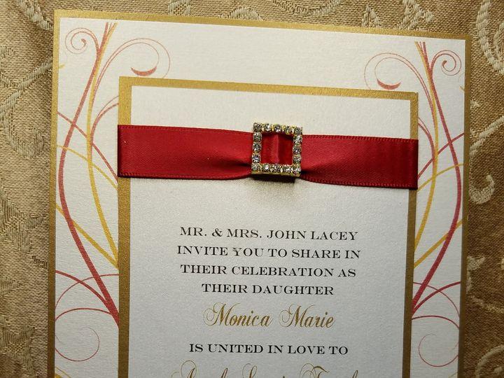 Tmx 1490236060724 Kathleen 2689 Canton, MI wedding invitation