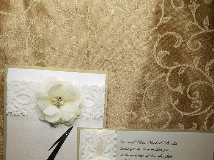 Tmx 1490236407802 Kathleen 2699 Canton, MI wedding invitation