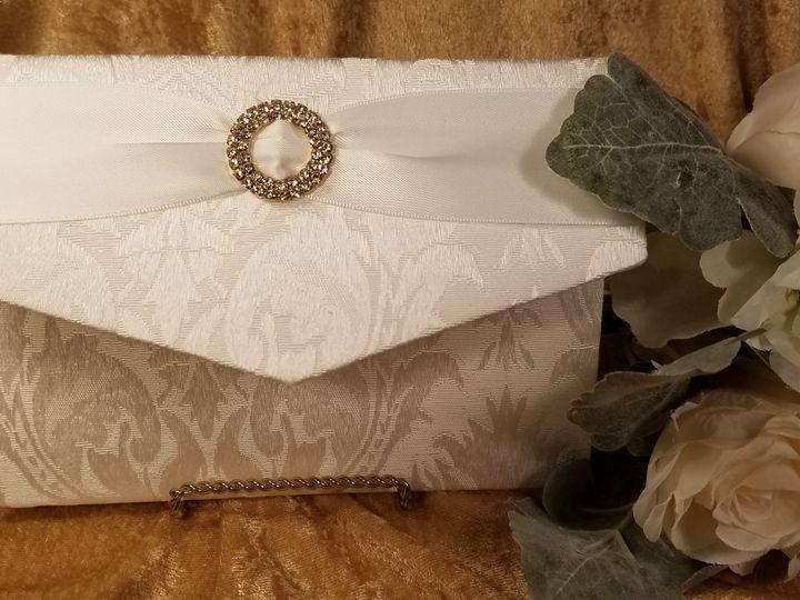 Tmx 1532230873 2406f3fda0dc85a2 1532230871 Ba032d3bf4d83982 1532230846796 2 Delightful Damask Canton, MI wedding invitation