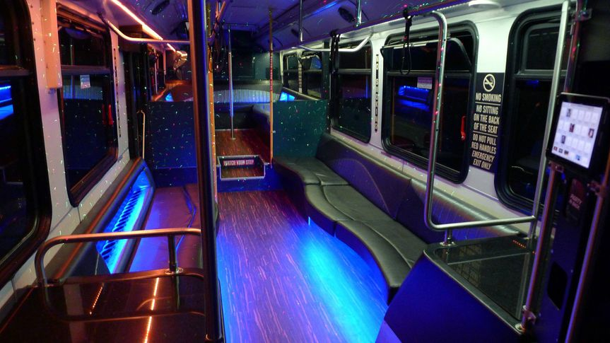 tailored dreams limousine and party bus wedding transportation, party invitations