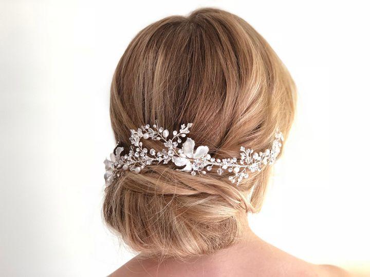 Tmx Bridal Hair Piece Photo Shoot 51 1374019 158317060430357 Yonkers, NY wedding beauty