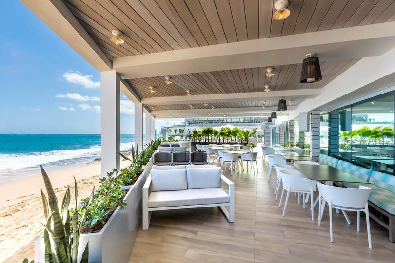 AMare Resturant Terrace