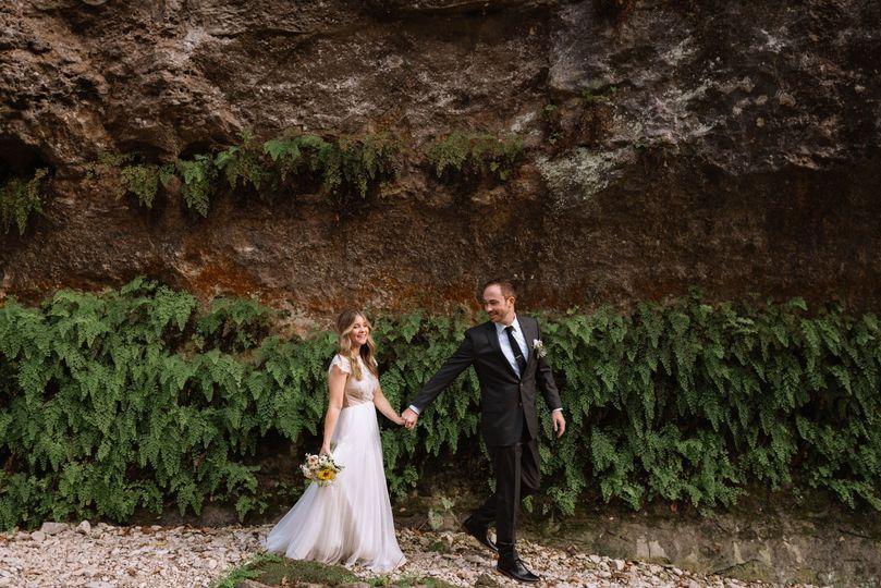 Austin Zilker Park Wedding