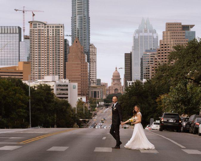 Austin SoCo Wedding