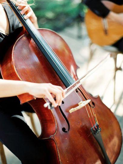 Ceremony Cellist