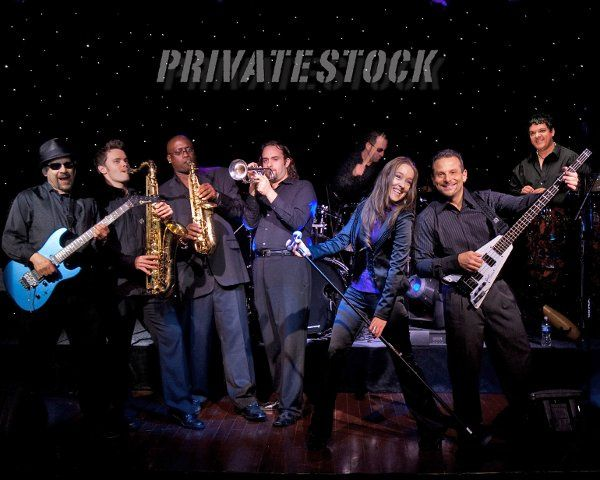 Private Stock Band
