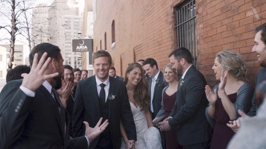 Aria Wedding - Happy Couples