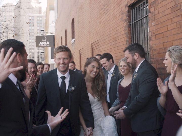 Tmx Dana Joe Industrial Aria Wedding Group Walk 169 Tag 51 1867019 159329192462420 Hudson, WI wedding videography