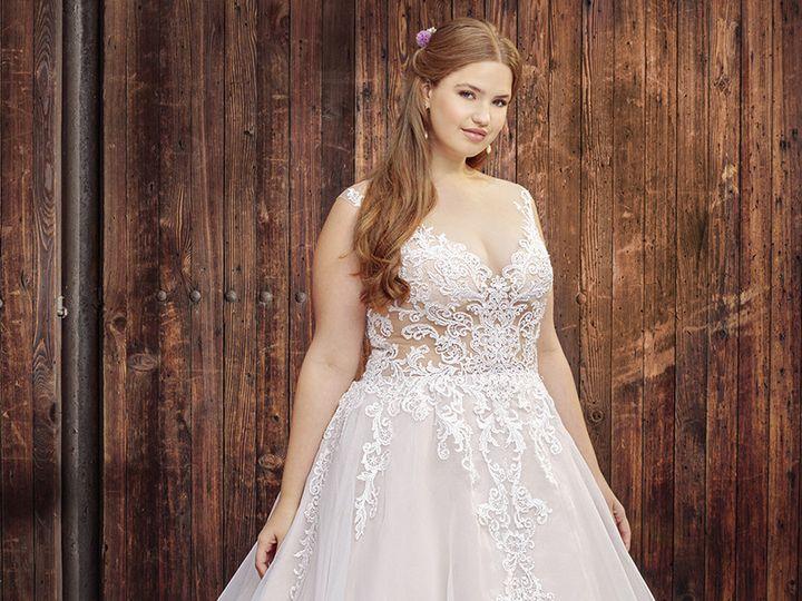 Tmx 1508522830811 Bl249cfront Tulsa, Oklahoma wedding dress