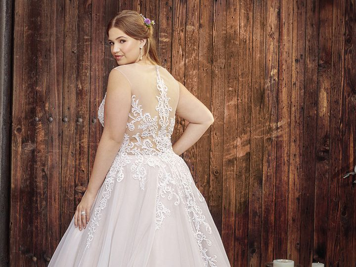 Tmx 1508522833031 Bl249cback Tulsa, Oklahoma wedding dress