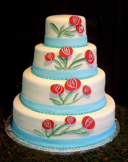 Affordable Wedding Cakes In Nashville Tn