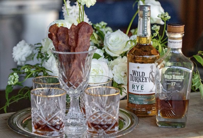Whiskey and a wedding